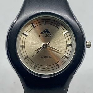 ADIDAS Men's Women's Unisex Sports Wristwatch Rare Design Flex Band Working